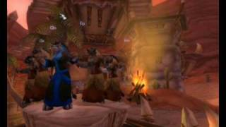 world of warcraft таурен
