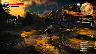 The Witcher 3 Wild Hunt - Меч Ласточка