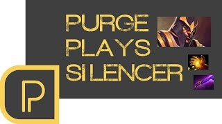 Dota 2 Purge plays Silencer - Replay