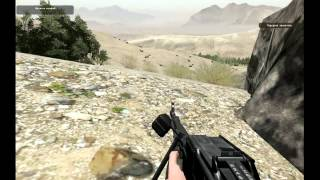 ARMA2 WOG 14th July  | Desert Eagle | Адовый френдли-фаер