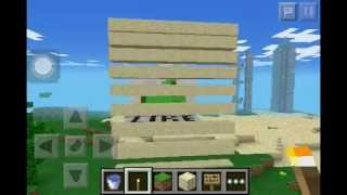 Minecraft pe interesting part ! ( 20 SUBS special )