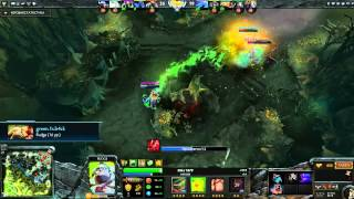 DOTA 2 - I COME IN PEACE (ANTI-MAGE) REPLAY BEST MOMENTS 12-03-2012