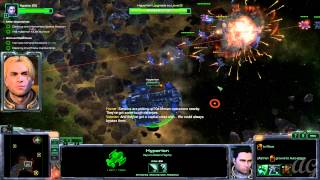 Starcraft 2: Heart of the Swarm - No Commentary Walkthrough 1080p HD Mission 16