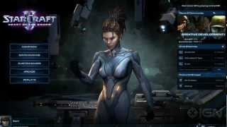 Трейлер к игре StarCraft 2: Heart of the Swarm