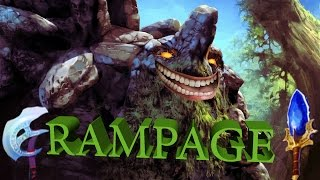 Replay Dota 2 TINY RAMPAGE KILL