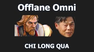 Dota 2 Offlane Omniknight Replay CHI LONG QUA