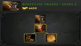 "3. Обзор артов 6.84 ""Boots of travel - level 2"""