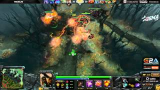 {Dota 2} Nexus plays Shadow Shaman [17.05.2015]