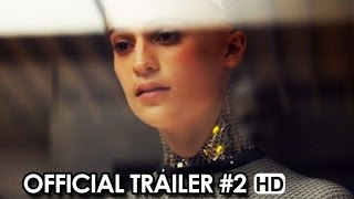 Ex Machina Official Trailer #2 (2015) - Domhnall Gleeson, Oscar Isaac, Alicia Vikander HD