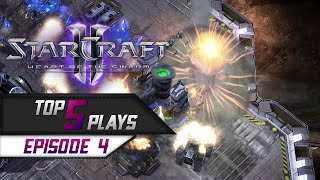 StarCraft II: Top 5 Plays - Episode 4