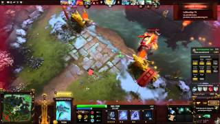 "Новоцвет 2015 эвент ""Битва годней"" Dota 2 Vol.29 Winter Wyvern"