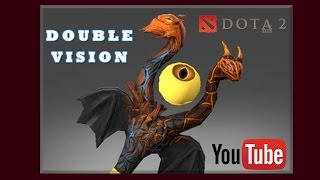 Double Vision Ward. Jakiro Ward. Double Vision Jakiro Dota 2 ward. Обзор вард Double Vision