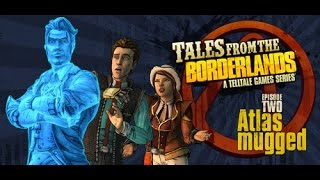 Tales From The Borderlands (2 эпизод - 2 серия)