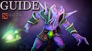 Guide Dota 2 - Faceless Void (Гайд на Войда)
