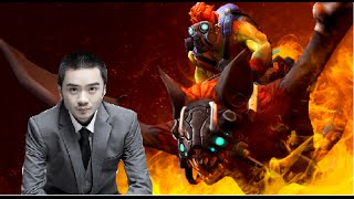 xiao8 (Batrider) Gameplay Dota 2 High Skilled Ranked MMR