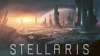 Stellaris - Part 1 - Space Fox Star Quest