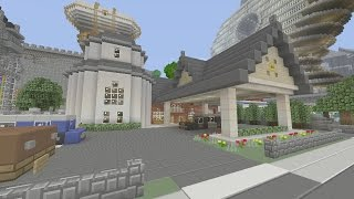 Minecraft xbox Epic Structures: SPANKLECHANK'S Funeral Home