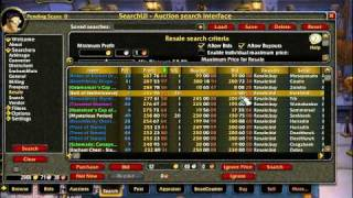 World of Warcraft Nexos: Auction House. (Part 2)