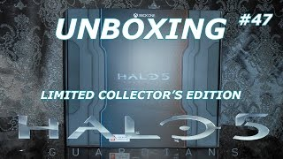 Halo 5: Guardians Limited Collector's Edition (Xbox One) - Unboxing #47
