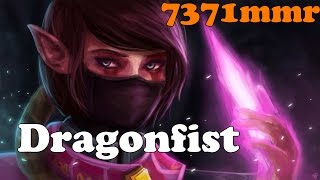 Dota 2 - Dragonfist top 1 mmr plays Templar Assassin vol 4# - Ranked Match!