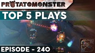 League of Legends Top 5 Plays Week 240