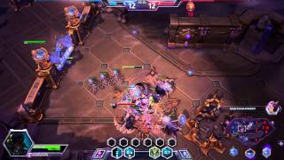 Heroes of the Storm Абатур + Зератул