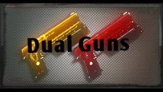 DUAL GUNS! :D / pack #1 / Counter strike 1.6 (Skins de armas)