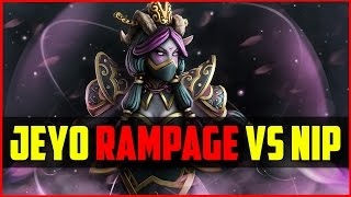 Rave.Jeyo Templar Assassin Rampage vs NiP @ Major Allstars Dota 2 gameplay