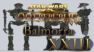 [Star Wars The Old Republic Coop] XXIII ] Фабрика дроидов героик часть 2