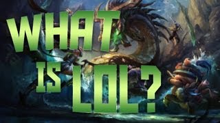 What is League of Legends? - A Beginners Guide