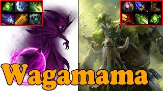 Dota 2 - Wagamama 6700 MMR Plays Spectre And Treant Protector - Ranked Gameplay