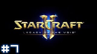 Starcraft II: Legacy of the Void #7 - Sky Shield