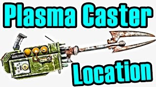 Fallout New Vegas How to get the Plasma Caster EASY for Free