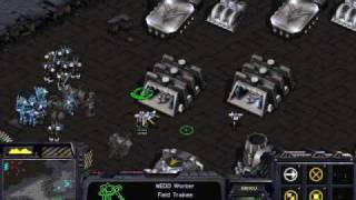 Starcraft with Gundam century Mod