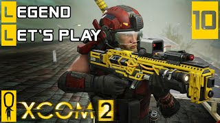 XCOM 2 - Part 10 - Overrun - Let's Play - XCOM 2 Gameplay [Legend Ironman]