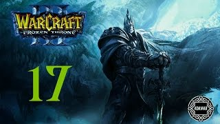 Warcraft 3: The Frozen Throne - [Нежить] №17 Король Арахнидов