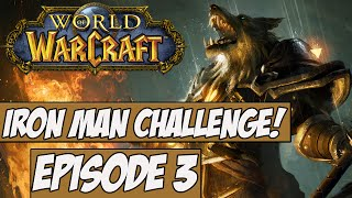 World Of Warcraft: Iron Man Challenge! Ep.3 w/Angel - Calm The Spirits!