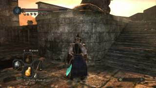 Dark Souls 2: Benhart of Jugo (Inherit Equipment) Quest