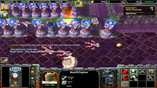 Warcraft 3 - TFT - 2.4 - Alliance Campaign; Curse of the Blood Elves - Secret Level - The Crossing