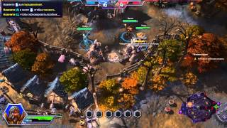 Heroes of the Storm. Обучение.