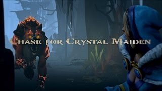SFM Dota 2 Chase for Crystal Maiden