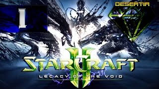 "StarCraft 2: Legacy of the Void | Миссия 1 - ""За Айур!"""