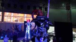 Everycon 2014 Игра Star Wars  The Old Republic Sith Inquisitor раса Тви'лек