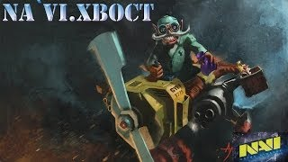 Dota 2 MLG - Na`Vi.XBOCT plays Gyrocopter