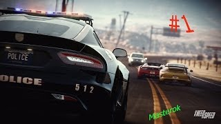 Need for Speed Rivals#1-Погоня!