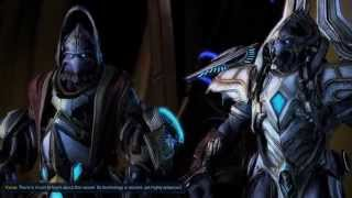 StarCraft 2 Legacy of the Void Campaign - Mission 3 - The Spear of Adun