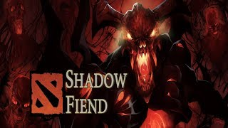 Shadow Fiend Guide Dota 2 | Гайд на СФа Dota 2 (Перезапись)