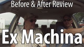 Ex Machina Review - Before & After Movie Reviews