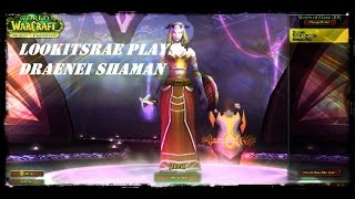 World of Warcraft: Draenei Shaman