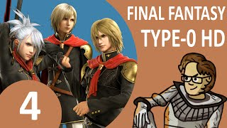 Let's Play Final Fantasy Type-0 HD Part 4 - Akademeia: Exploring the Vermillion Peristylium